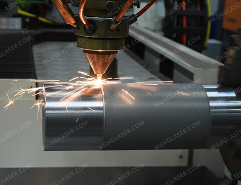 Roller High speed laser cladding