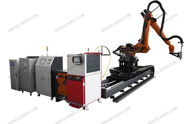 RRWD Laser Cladding Equipment