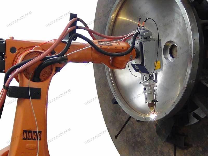 Laser repairing for mold