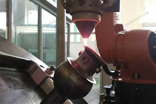 Metal laser 3D printing