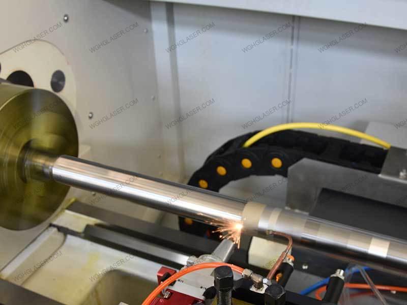 laser texturing equipment
