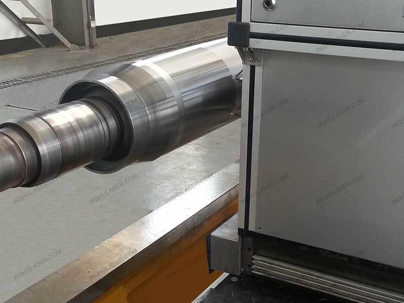 Laser Texturing Bearing
