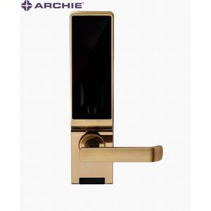 Smart Fingerprint Residential Door Locks J2021-03 is suitable for home installation