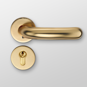 Why is Antibacterial Lever Door Handles HN5208 antibacterial?