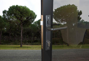 Outdoor Door Handle Furniture (Lever E) can be applied to a variety of scenarios