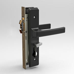 Hinge Security Door Locks S7031B Series has better anti-theft effect than normal door locks