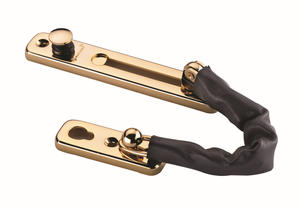 Security Door Locks Chain W3313 is the second lock of the door