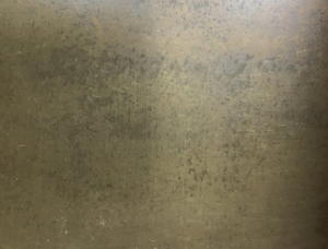 Antique Brass Stainless Steel Sheet With Stocks