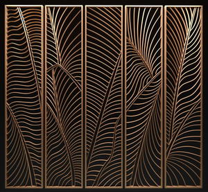 custom-made Stainless steel decorative metal screen   manufacturers