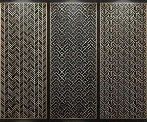 custom-made Stainless Steel Decorative Laser Cut Screen Panel   manufacturers