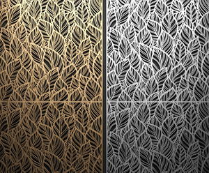 custom-made Stainless steel laser cut wall panel  manufacturers