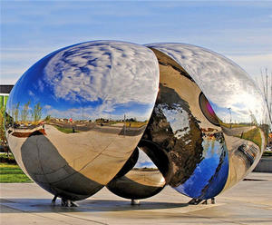 Large Outdoor Metal Sculptures For Sale