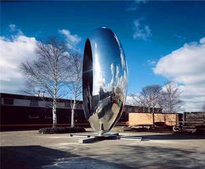 China Mirror Stainless Steel Sculpture manufacturers, factory and suppliers