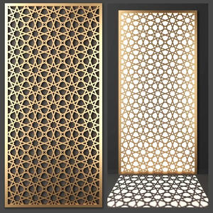custom-made stainless steel decorative screen partition  suppliers