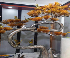 Custom-made Metal Tree Sculpture manufacturers, factory and suppliers