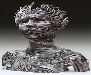 Custom outdoor metal art sculpture manufacturers, factory and suppliers