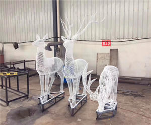 Customized Metal Wire Sculpture manufacturers, factory and suppliers