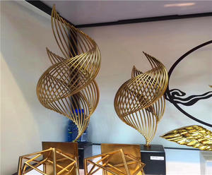 Stainless Steel Interior Sculpture