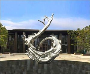 Large Metal Yard Sculptures Suppliers, Factory and Manufacturers