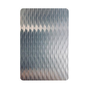 Supplier of Embossed Stainless Steel Sheet Same As Rimex 5WL