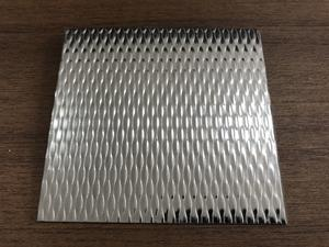 5WL Rigidized Stainless Steel Cladding Panel