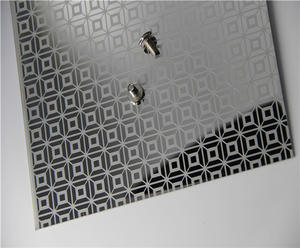 Mirror Etching Stainless Steel Sheet Supplier and Manufacturer