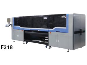 Textile digital printer F318