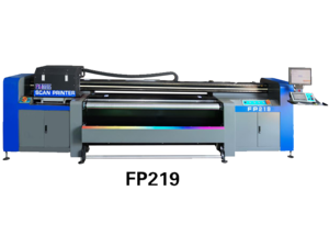 Textile digital printer FP219