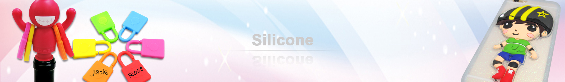 Wholesale Custom Silicone Purse