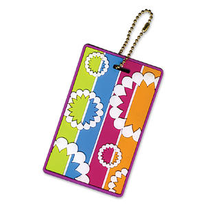 Luggage Accessories Custom PVC Luggage and Baggage Tags