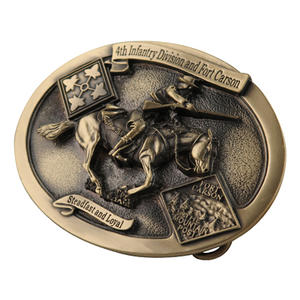 High quality custom belt buckles at factory price