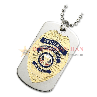 army dog tags