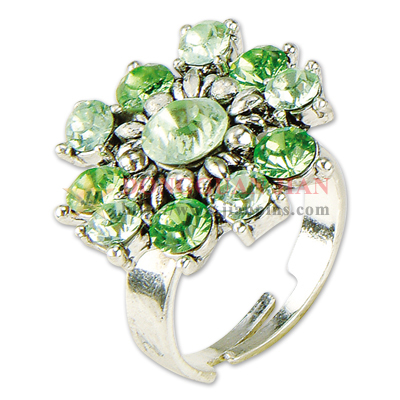 rhineston rings