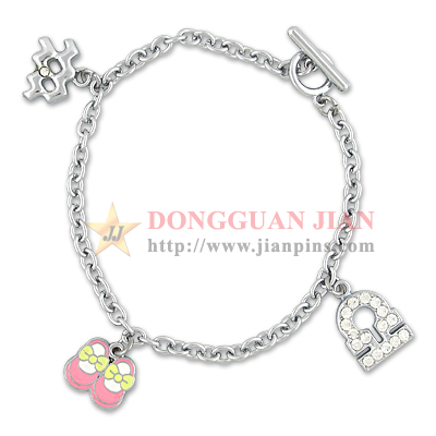 silver charms for bracelets