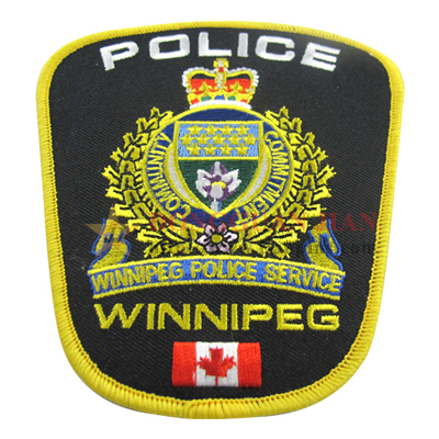Remarkable Police Patch