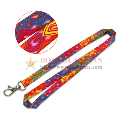 nylon lanyards manufacturer
