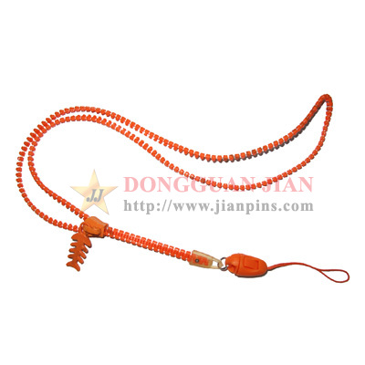 zipper lanyards wholesaler