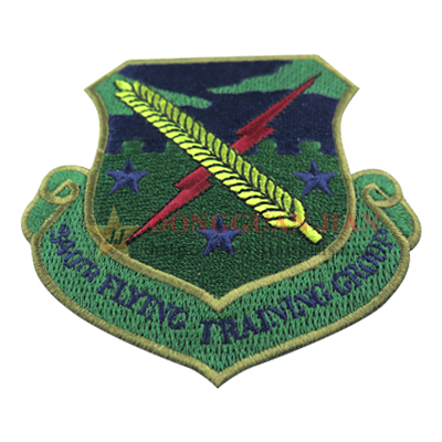 OEM embroidered patches
