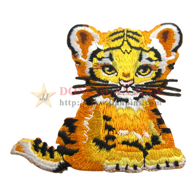 tiger patches for clothes