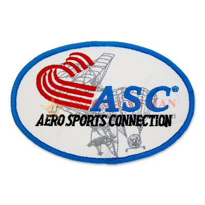 ASC Embroidered Patches