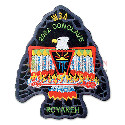 boy scout patches supplier