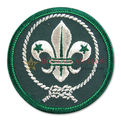 boy scout patches customized