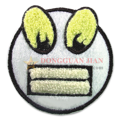 chenille patches custom maker