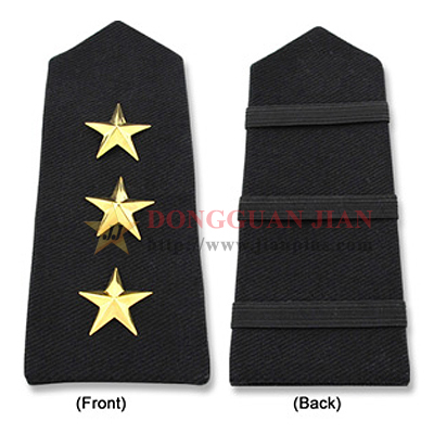 Custom Rank Epaulettes