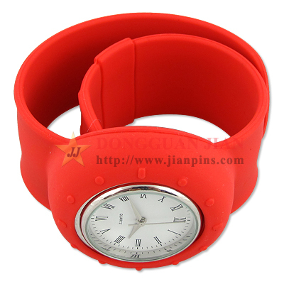 Digital Watch Slap Bracelet