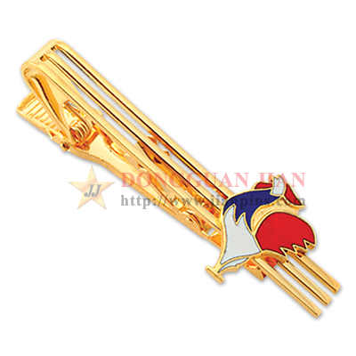 Rooster Tie Clip