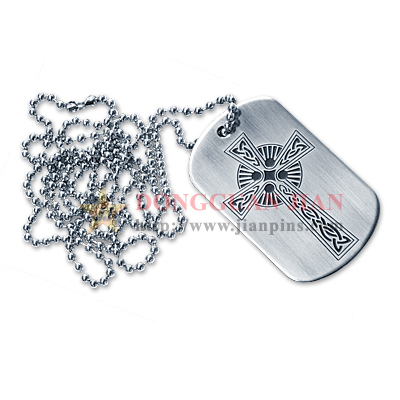 Custom Military Dog Tags With Ball Chain