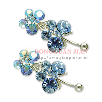 Wholesale Jewelry Rhinestones Earrings