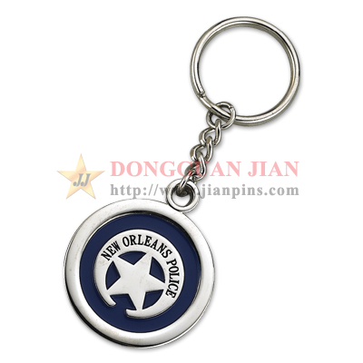 Caddy Coin Keychains