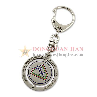 Rotary Keychains